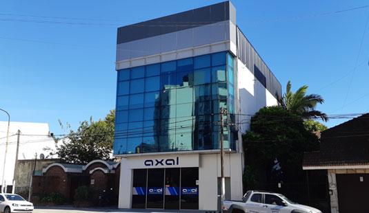 Axal edificio comercial ciudadela