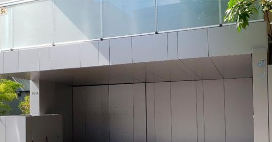 Placa ALUTILE - Color B. Silver - Obra Ramsay