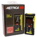 metrica producto laser 30m con caja